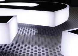 professionelle LED Leuchtwerbung
